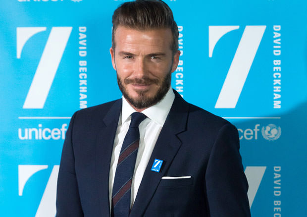 David Beckham Celebrates 10 Years As A UNICEF Goodwill Ambassador - Photocall